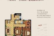 唐宁公馆14-15号楼-B户型